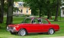 BMW 2002tii '71 – Pisteitä iin päälle