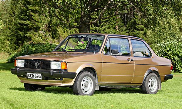 Kontti-Golf – Volkswagen Jetta '81