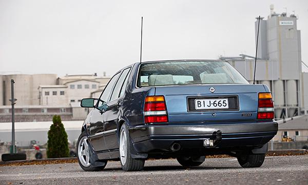 Omalla teemalla – Lancia Thema 2.0 i.e. '87