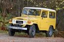 Ei mikään citymaasturi – Toyota Land Cruiser BJ40 '79