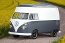 Katto ja mieli korkealla – Volkswagen Grossraum-Kastenwagen '62