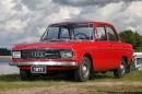 Neljällä renkaalla – Audi 60 '71