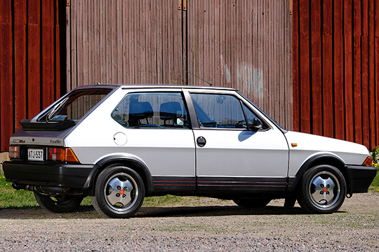 Petojensukuisin – Fiat Ritmo 130 TC '83