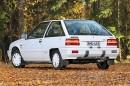 Kokovalkoinen – Mitsubishi Colt EXE '87