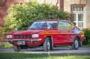 Vetoava vauhtiperä – Ford Capri 1600 L '69