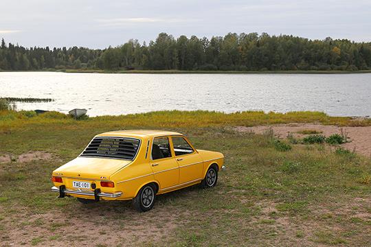 Puhtoinen tusina – Renault 12 TS '73