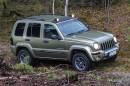 Tuleva klassikko – Jeep Cherokee KJ