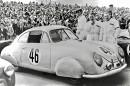 Porsche 356 – nopeuden muodot alumiinista