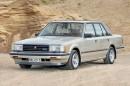 Se hienoin – Toyota Crown Super Saloon '86