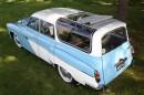 Retkeily-Warpunen – Wartburg 311 Camping-Limousine '59