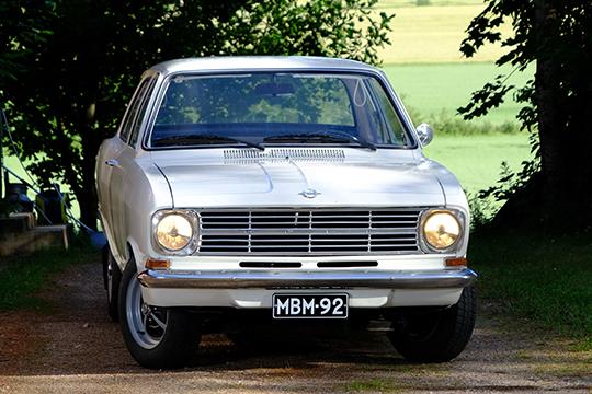 Kolmas kerta toden sanoo – Opel Kadett Automatic '73