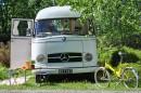 Työläämpi mökkiprojekti – Mercedes-Benz L319D '62