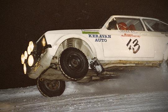 Lahti-ralli 1992