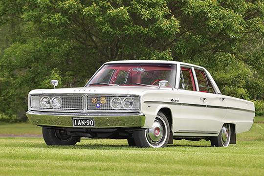 Korvaamaton Coronet – Dodge Coronet 440 '66
