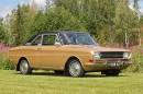 Kahdesti pelastettu – Ford 15M XL Coupe '69