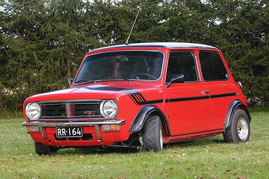 """Australian mausteilla – Mini """"Clubman GT"""" '72"""