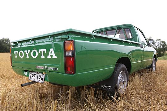 Tuleva klassikko – Toyota Hilux