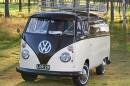 Napapiirin junakeula – Volkswagen Kastenwagen '66