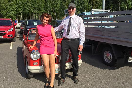 Harrastajan pakeilla – Kari ja Riina Sundström