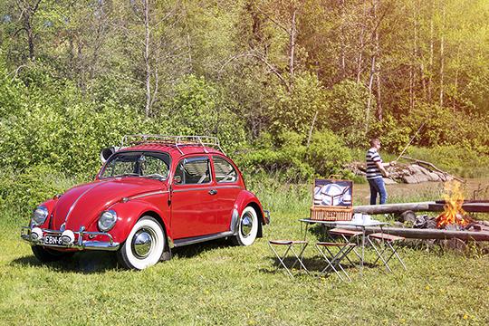 Kaikilla mausteilla – VW 1200 De Luxe Sedan '65