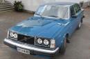 Kolmen periaatteen harrastusauto – Volvo 244 DL '78